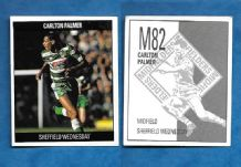 Sheffield Wednesday Carlton Palmer England M82